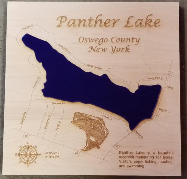Panther Lake - Orange County