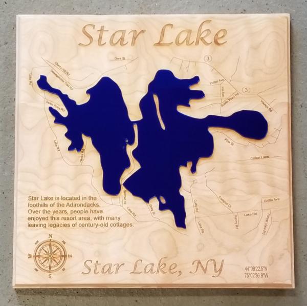 Star Lake NY