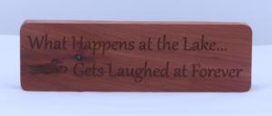 Wooden Décor